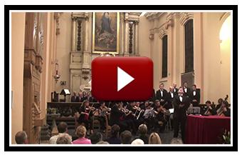 Spanatis I Virtuosi di Waterloo Mozart Cantata